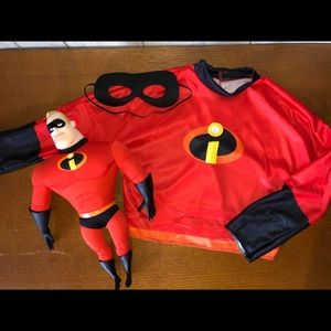 Other - Incredibles Dress Up Set